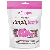 Sojos Simply Lamb Freeze-Dried Dog Treats