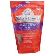Stella & Chewys Absolutely Rabbit Dinner Freeze-Dried Dog Food