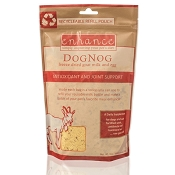 Steve's Enhance DogNog Antioxidant & Joint Support Freeze-Dried Goat Milk Dog Supplement, 8-oz