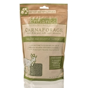 Steve's Enhance CarnaForage Immune & Digestive Support Freeze-Dried Goat Milk Dog Supplement, 8-oz