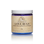 Adored Beast Apothecary Love Bugs Pre & Probiotics for Dogs & Cats, 80-Grams