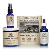 Adored Beast Yeasty Beast Protocol, 3 Product Set