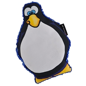 American Dog Arty Arctic Penguin USA Made Dog Toy