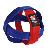 American Dog Catapult Cage Toss & Tug USA Made Dog Toy