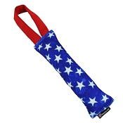 American Dog Fire Hose Stars USA Made Dog Toy