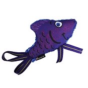 American Dog Flyin' Fish USA Made Dog Toy