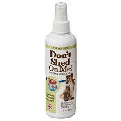 Ark Naturals Don't Shed On Me! Dog & Cat Spray, 8-oz bottle