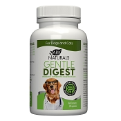 Ark Naturals Gentle Digest Dog & Cat Capsules, 60 capsules