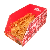 Bark & Harvest Turkey Tendons Dog Treats, 1-lb Box
