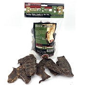 BarknBig Beef Heart Jerky Dog Treats