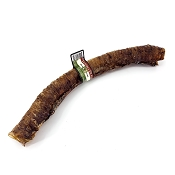 BarknBig USA Beef Trachea Moo-Hoo Large Dog Treat, 10-12 Inches
