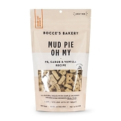 Bocce's Bakery Mud Pie Oh My Crunchy Biscuits Dog Treats, 12-oz Bag