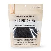 Bocce's Bakery Mud Pie Oh My Training Bites Dog Treats, 6-oz Bag