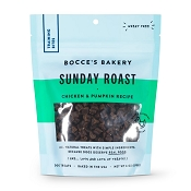 Bocce's Bakery Sunday Roast Training Bites Dog Treats, 6-oz Bag