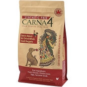 Carna4 Hand Crafted Chicken Formula Quick Baked - Air Dried Dry Dog Food, 22lb bag