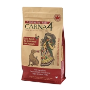 Carna4 Hand Crafted Chicken Formula Quick Baked - Air Dried Dry Dog Food, 13-lb bag