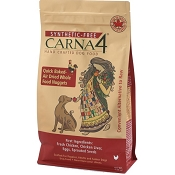 Carna4 Chicken Recipe Quick Baked Air Dried Whole Food Nuggets Dog Food, 6-lb bag