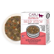 Caru Classic Beef Stew Grain-Free Wet Dog Food, 12.5-oz, case of 12