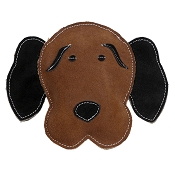 Country Tails Brown Hound Natural Dog Toy