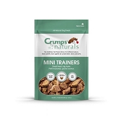 Crump's Naturals Mini Trainers Chicken Recipe Dog Treats, 8.8-oz Bag