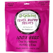 Cycle Dog Trail Buddy 100% Beef Freeze-Dried Dog Treats, 10-oz Bag