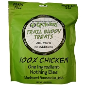 Cycle Dog Trail Buddy 100% Chicken Freeze-Dried Dog Treats, 10-oz Bag