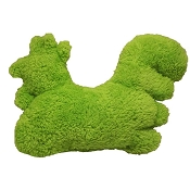 Cycle Dog Duraplush Fuzzies! Chicken Eco-Friendly USA Dog Toy