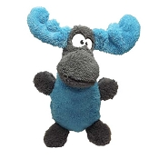 Cycle Dog Duraplush Fuzzies! Moose Eco-Friendly USA Dog Toy