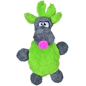Cycle Dog Duraplush Holiday Christmas Reindeer Dog Toy
