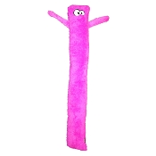 Cycle Dog Duraplush Wacky Tubeman Dog Toy, Fuchsia, Large