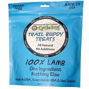 Cycle Dog Trail Buddy 100% Lamb Freeze-Dried Dog Treats, 10-oz Bag