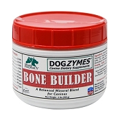 Nature's Farmacy Dogzymes Bone Builder Calcium Dog Supplement, 2-lb
