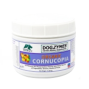 Nature's Farmacy Cornucopia Raw Vegetable Powder Dog Supplement, 1-lb