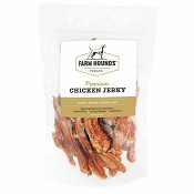 Farm Hounds Premium Chicken Jerky Dog Treats, 3.5-oz Bag