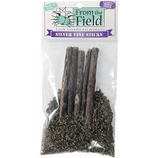 From The Field Silver Vine Sticks In Ultimate Blend Catnip Mix Cat Chew Toys