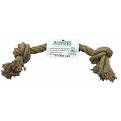 From The Field Tug A Hemp Rope Dog Toy, Large