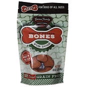 Gaines Family Farmstead Sweet Potato Bones Dog Treats, 8-oz Bag