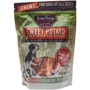 Gaines Family Farmstead Sweet Potato Chews for Dogs, 14-oz Bag