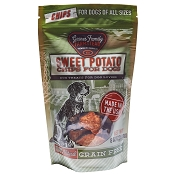 Gaines Family Farmstead Sweet Potato Chips Dog Treats, 8-oz Bag