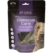 Get Naked Premium Digestive Care Dog Treats, 7-oz Bag