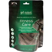 Get Naked Premium Fitness, Weight Management Care Dog Treats, 7-oz Bag