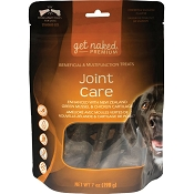 Get Naked Premium Joint Care Dog Treats, 7-oz Bag