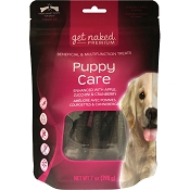 Get Naked Premium Puppy Care Dog Treats, 7-oz Bag