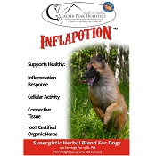 Glacier Peak Inflapotion Inflammation Supplement for Dogs, 12-oz Powder