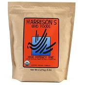 Harrison's High Potency Fine Organic Bird Food, 5-lb Bag