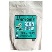 Harrison's Bird Bread Mix - Millet & Flax Recipe