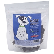 Healthy Dogma Beef Jerky Dog Treats, 5-oz Bag