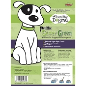 Healthy Dogma PetMix Super Green Natural Dog Food, 2-lb Bag