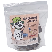 Healthy Dogma Salmon Jerky Dog Treats, 5-oz Bag