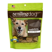 Herbsmith Smiling Dog Wild Caught Salmon Recipe Freeze-Dried Dog Treats